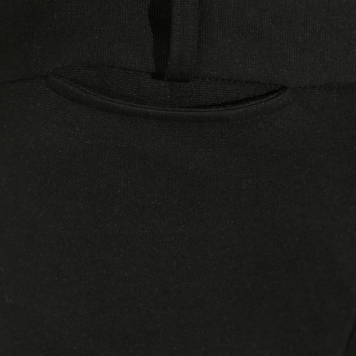 Pantalon équitation enfant FULLSEAT noir et - 170005