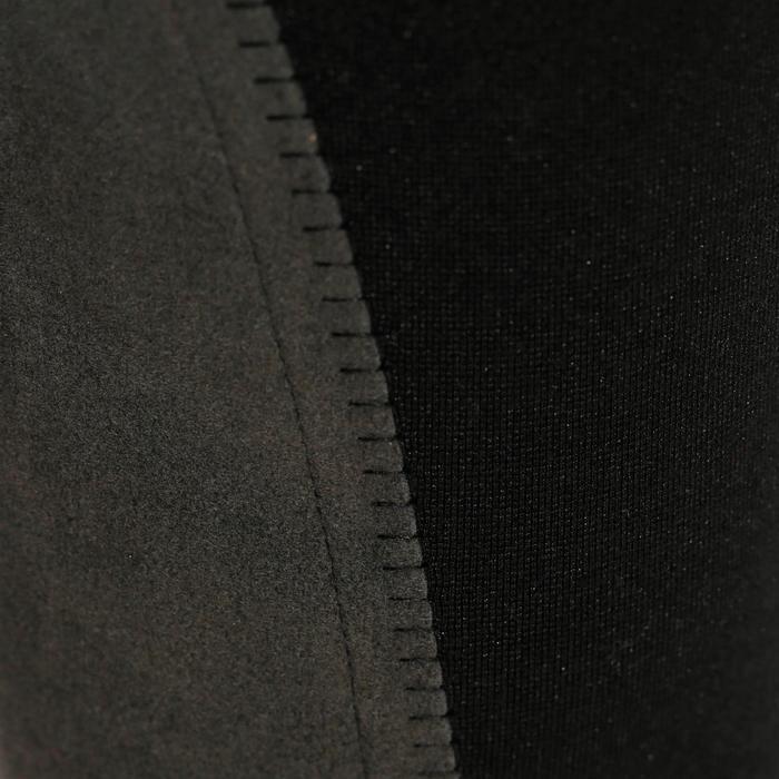 Pantalon équitation enfant FULLSEAT noir et - 170012