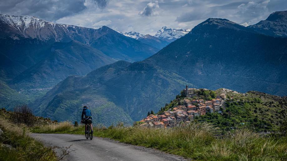 vélo voyage bikepacking
