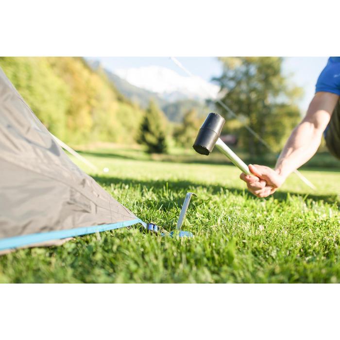 鋼製營釘10入-各式露營帳篷