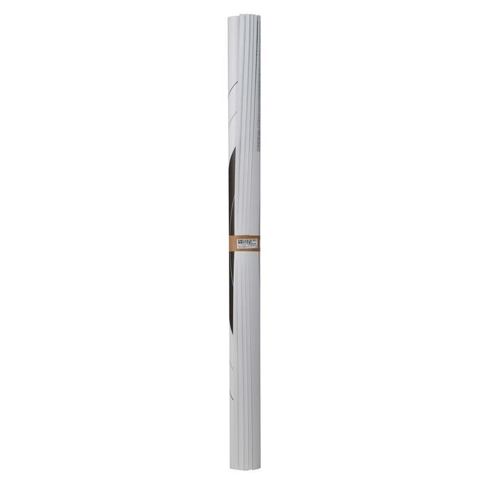 5 BLASONS TIR A L'ARC 80x80 cm