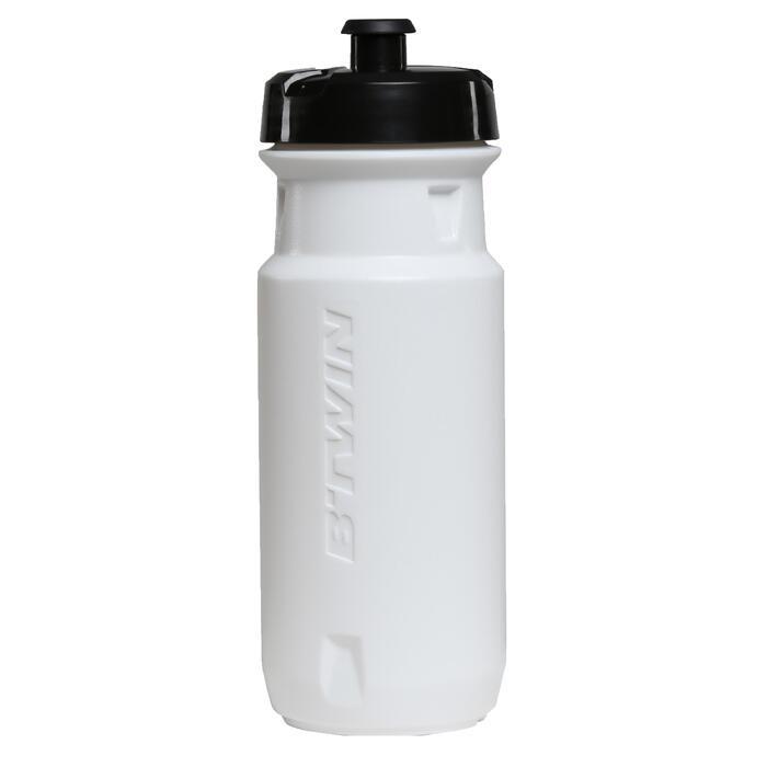 自行車水壺Allroad Light 600 ml - 白色
