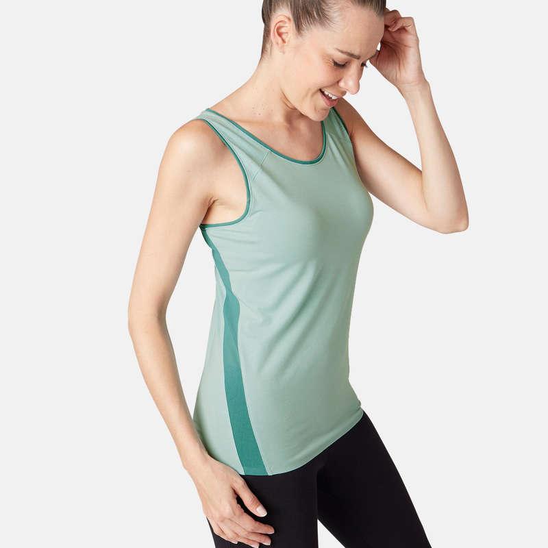 ЖЕНСКИЕ ФУТБОЛКИ ‒ ЛЕГГИНСЫ ‒ ШОРТЫ Летняя одежда - Майка 520 жен. NYAMBA - Женская летняя одежда