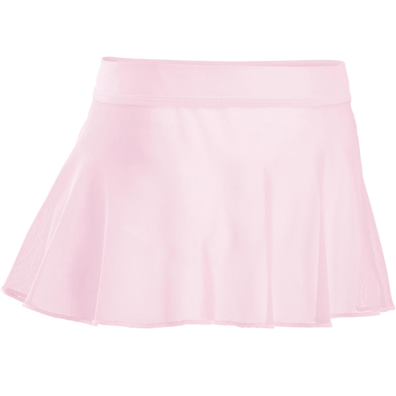 Voile Ballet Skirt Pink - Girls
