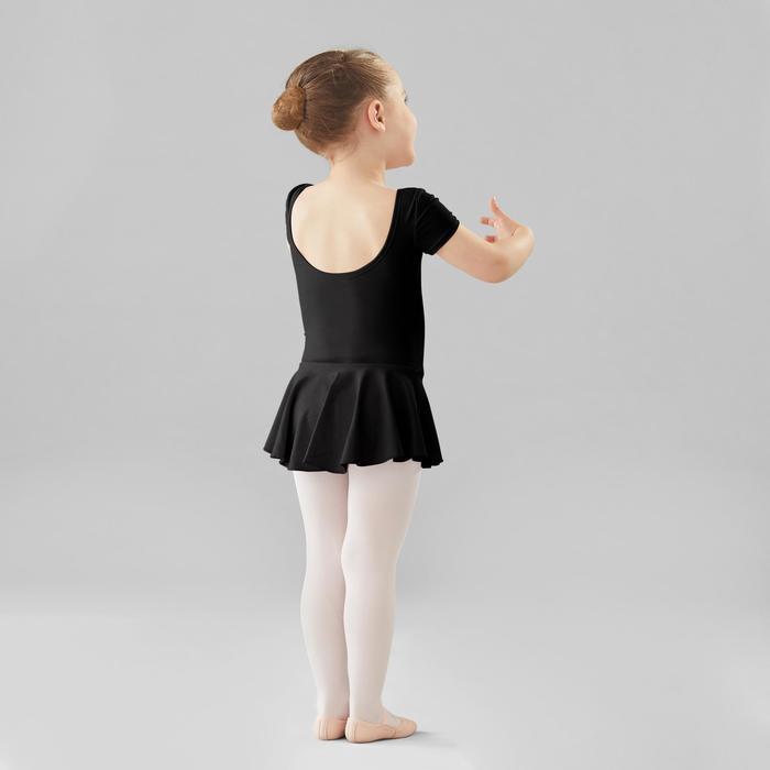 Tunique de danse classique fille noire