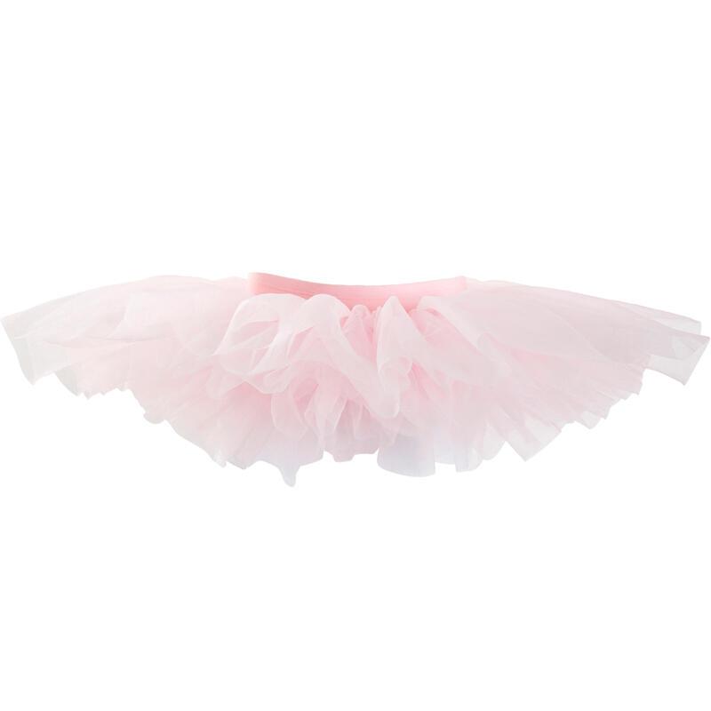 Tutulette bambina danza classica rosa