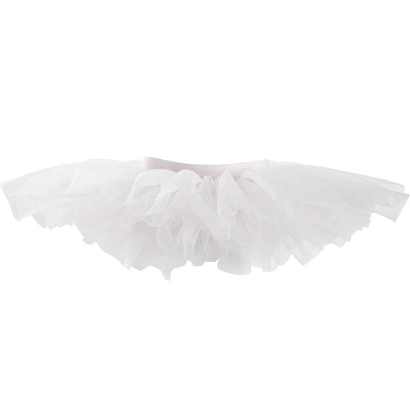 DRÄKTER, KLÄD. FÖR KLASSISK BALETT, JUNI Danser, Balett - Tutu med ställning balett DOMYOS - Danser, Balett