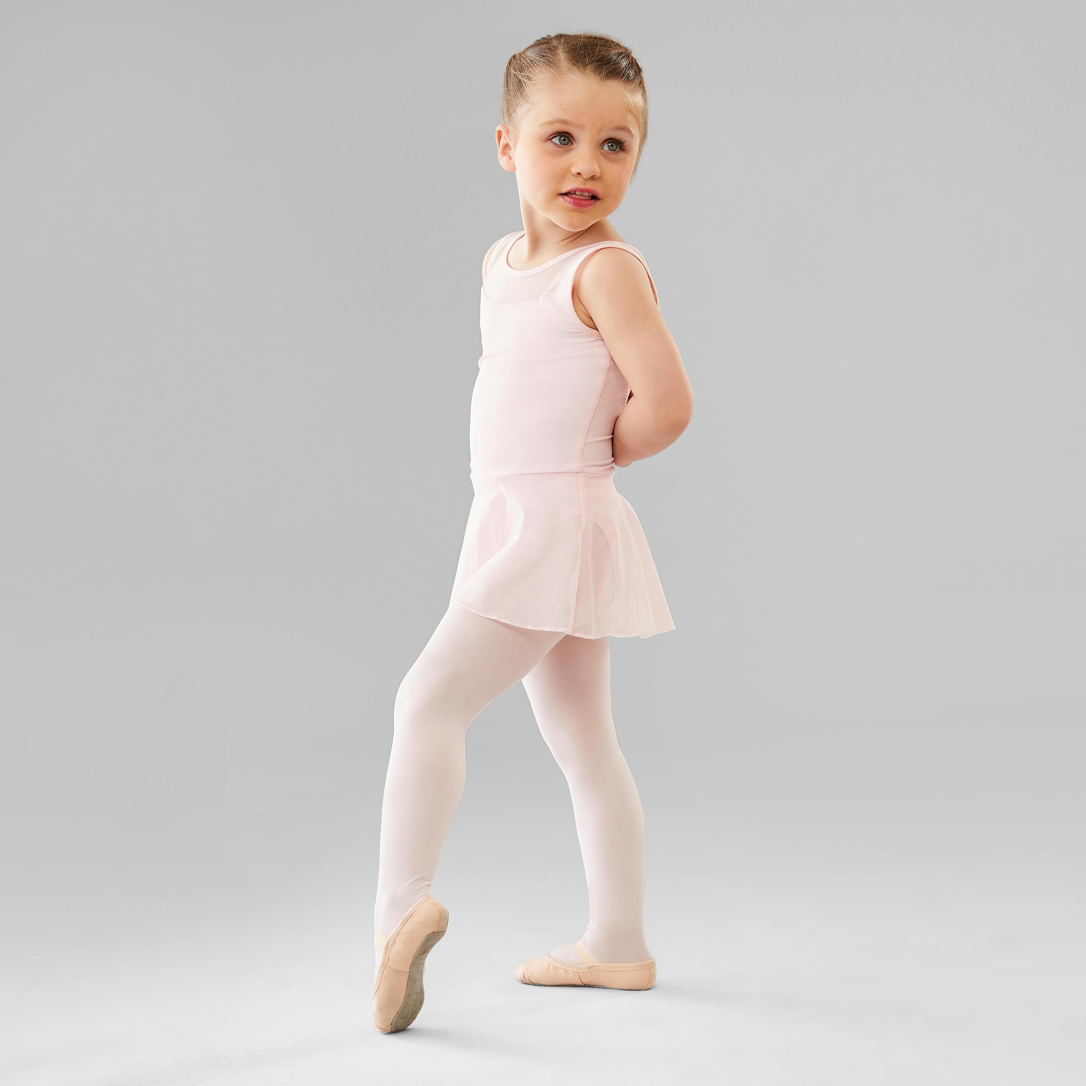 Body cu fustă Balet Fete imagine