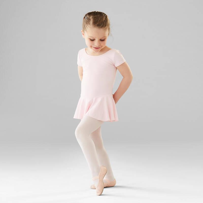 DÍVČÍ TRIKOTY, OBLEČENÍ NA BALET Balet - BALETNÍ TRIKOT SE SUKÉNKOU STAREVER - Balet