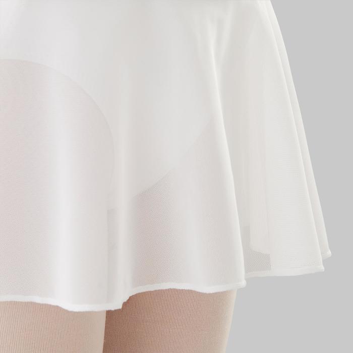 女童芭蕾舞紗裙 - 白色