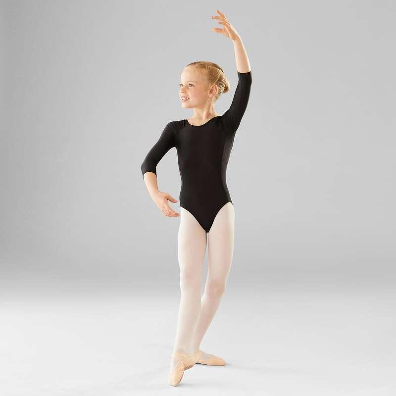 Lány klasszikus balett ruházat Tánc, torna, RG - Balettdressz, hosszú ujjú STAREVER - Balett