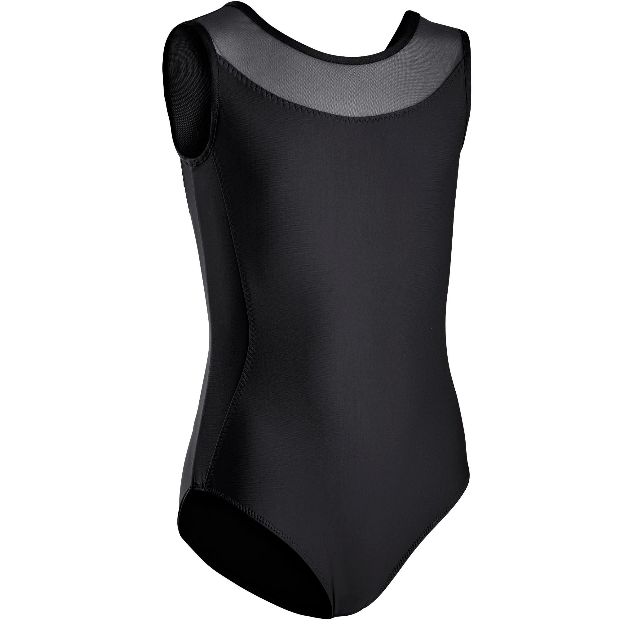Body balet negru Fete