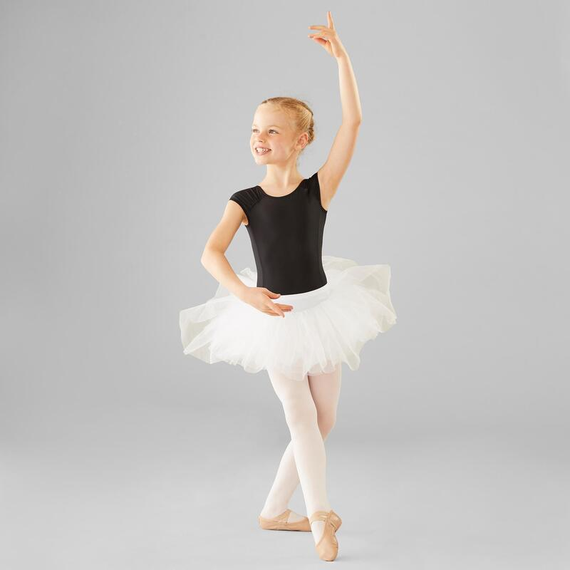 Tutu Ballet Domyos Niña Blanco