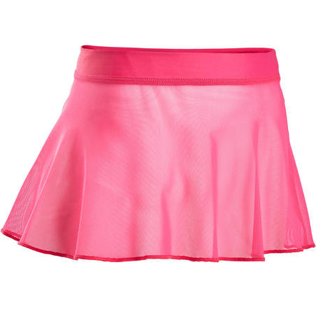 Voile Ballet Skirt Fuchsia - Girls