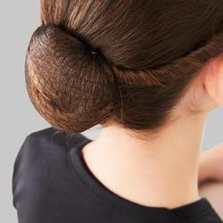 Haaraccesoires voor balletknot bruin haar