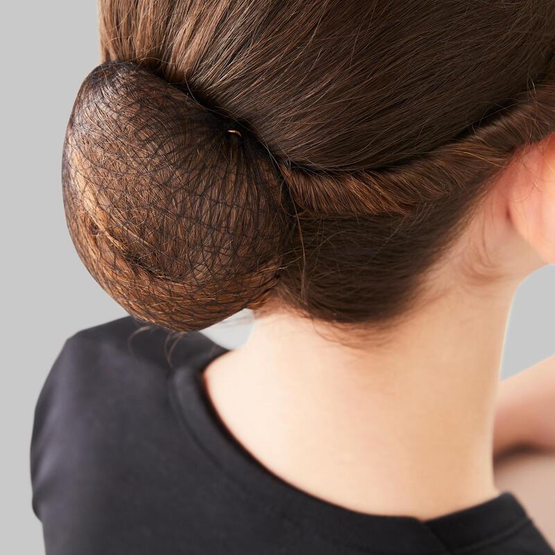 Kit chignon capelli scuri