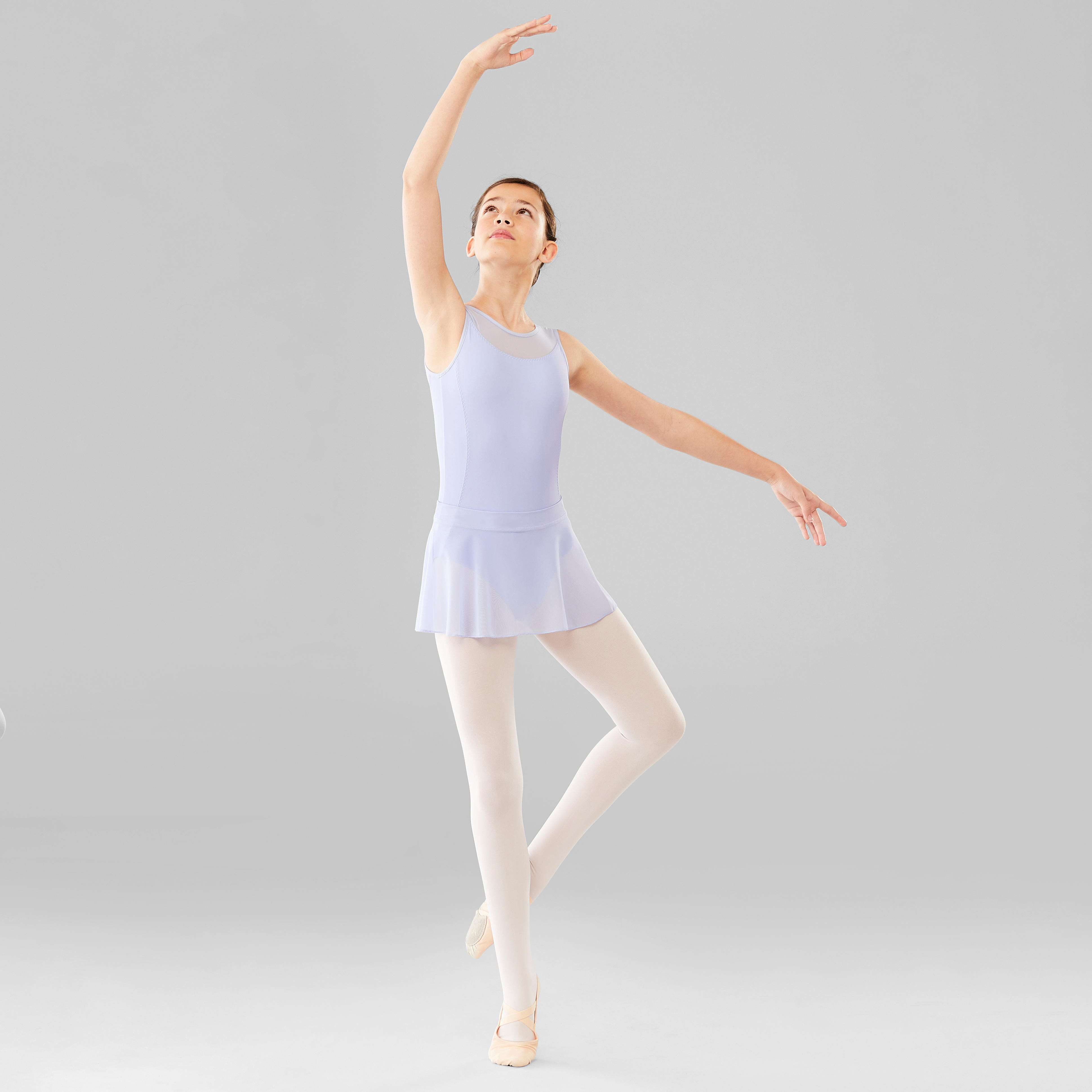 Body balet Lila Fete imagine
