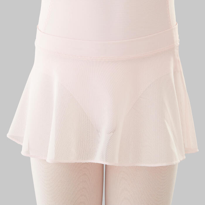 Girls' Voile Ballet Skirt - Pink