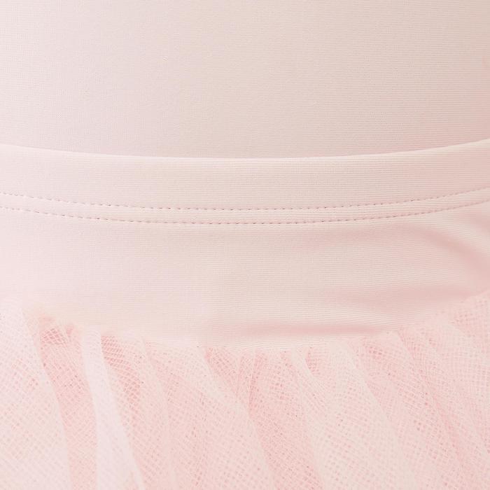 Tutu plateau danse classique rose fille