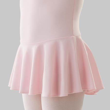 Ballet Skirted Leotard Pink - Girls