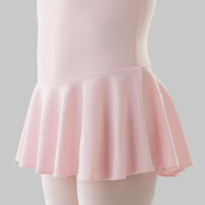 Balletpakje met rokje voor meisjes roze