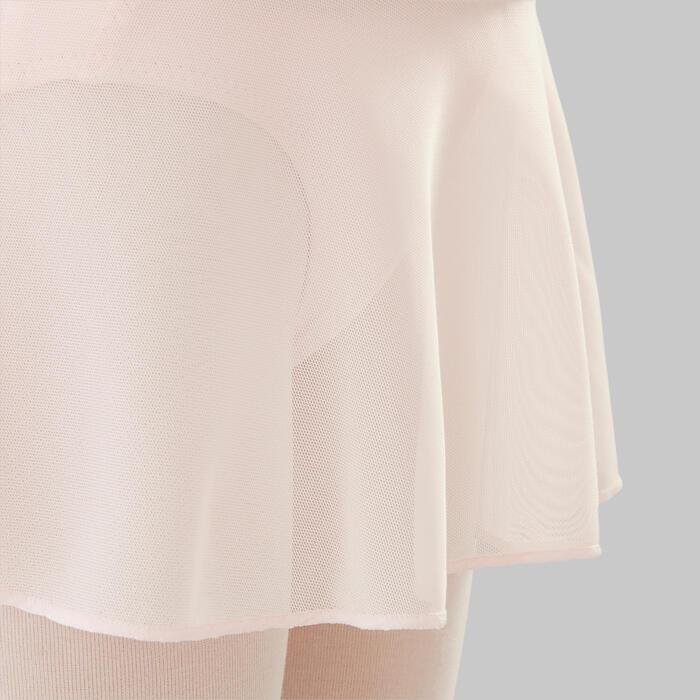 女童芭蕾舞紗裙 - 粉紅色