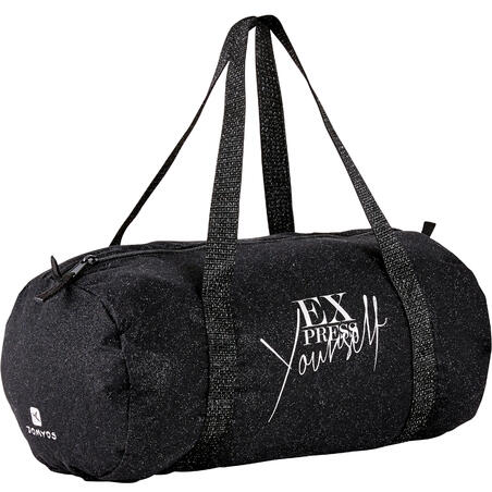 Dance Barrel Bag - Girls