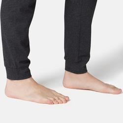 Pantalon jogging homme 120 Regular Gris Foncé