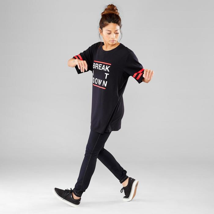 Legging voor streetdance dames jeanslook