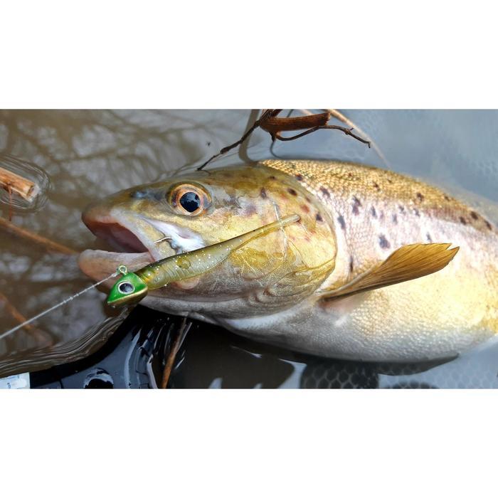 Tête plombée pêche aux leurres TP DA 3,5GR