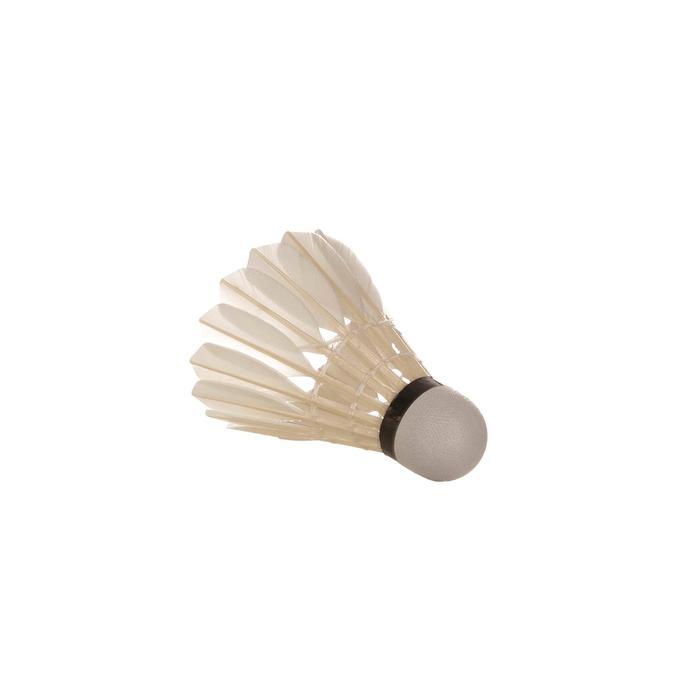 Federbälle Nr.2 Badmintonbälle Federn 12er Dose