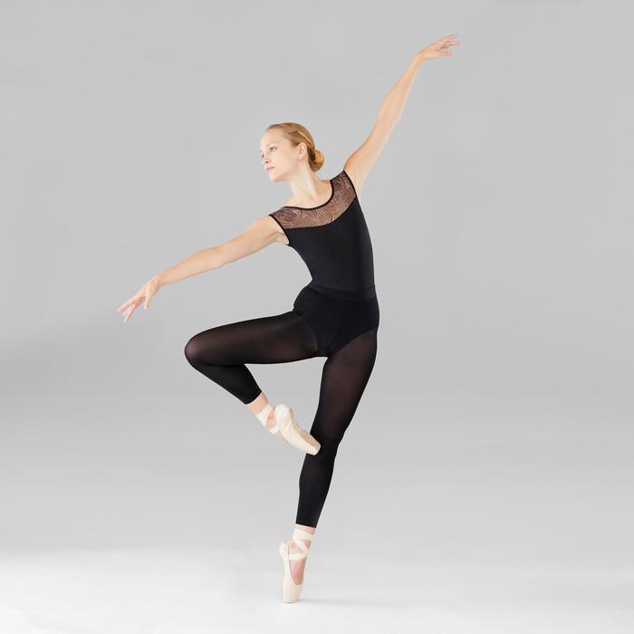 Pointes de danse à semelles souples pour débuter tailles 33-41