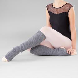 Guêtres cheville & cou-de-pied femme grises