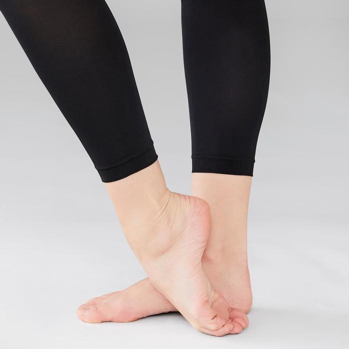 Medias Ballet Domyos Sin pies Niña Negras