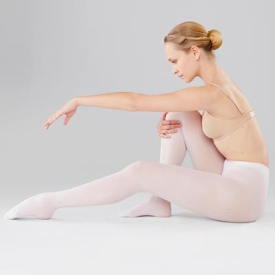 Collants de danse classique femme roses