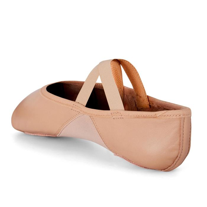 Demi-pointes voor ballet splitzool leer maat 28-40