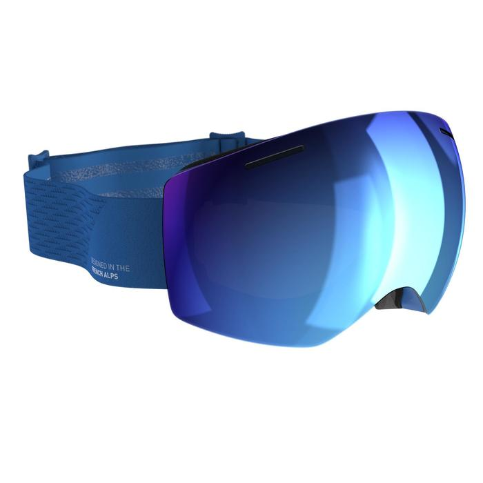 C AND AD SKIING AND SNOWBOARDING GOGGLES G 520 GOOD WEATHER - ASIA Blue