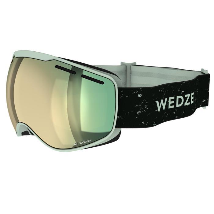 Ski / Snowboardbrille G 540 S3 Erwachsene/Kinder Schönwetter blau