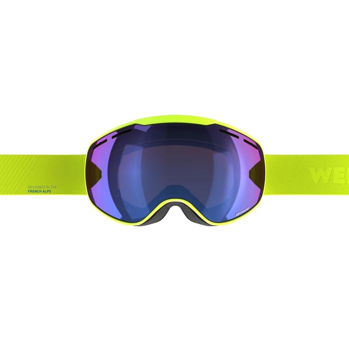 C AND AD SKIING AND SNOWBOARDING GOGGLES G540 GOOD WEATHER - ASIA YELLOW