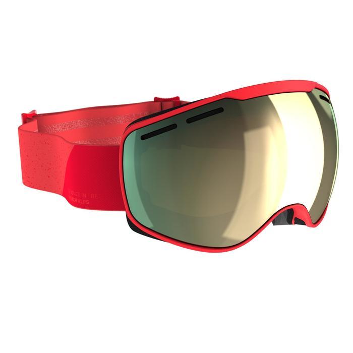 Skibrille / Snowboardbrille G 540 S3 Damen/Kinder Schönwetter rosa