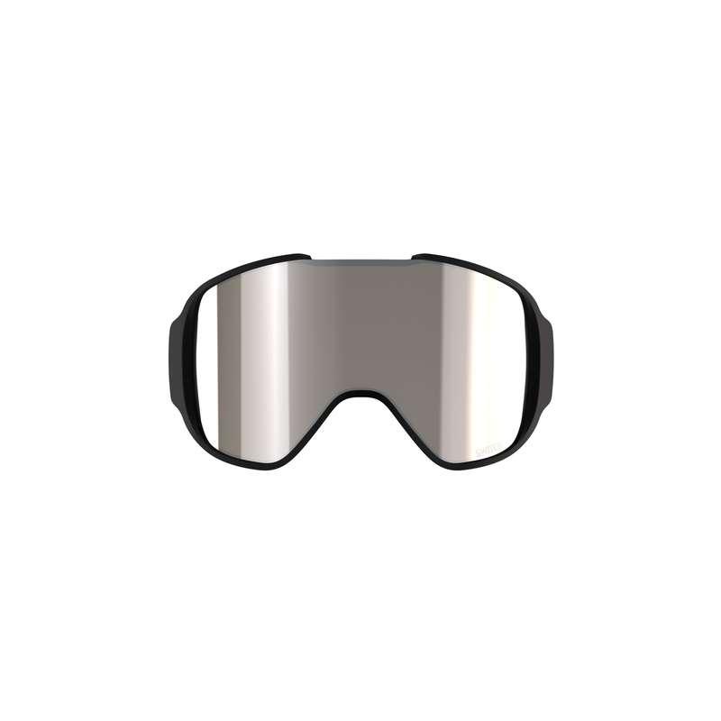 Síszemüveg Snowboard - Síszemüveg S 500 I, tükrös WEDZE - Snowboard védőfelszerelés és kiegészítők