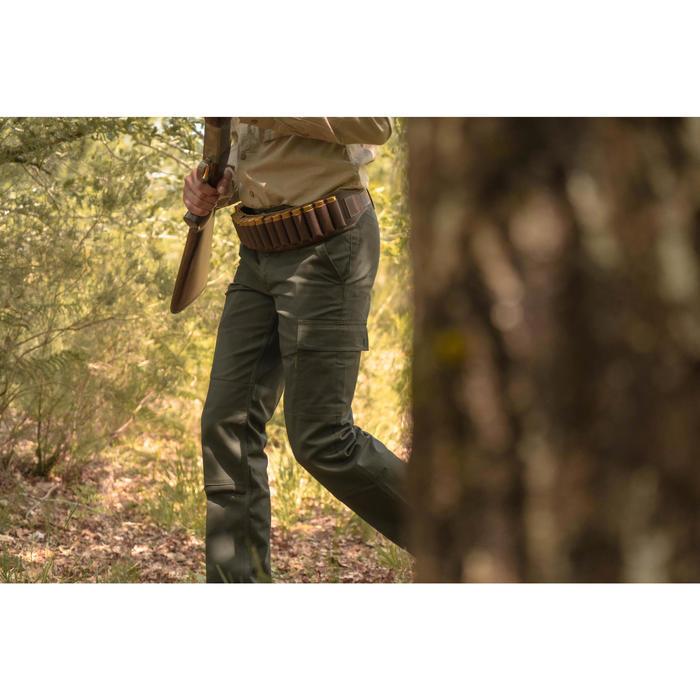 Jagersbroek Steppe 300 groen