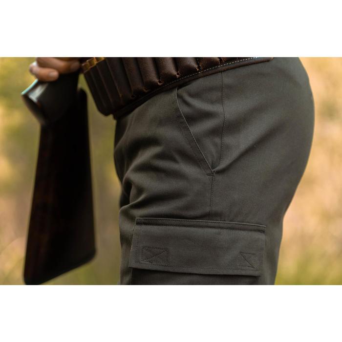 Pantalon chasse Steppe 300 vert