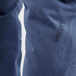 Skihose Freeride 500 Damen blau