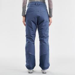 Women's Freeriding Ski Pants FR 500 - Blue