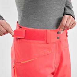Women's Freeride Ski Pants FR 500