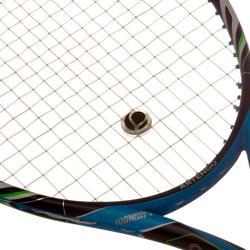 Tennisdemper doorzichtig of zwart