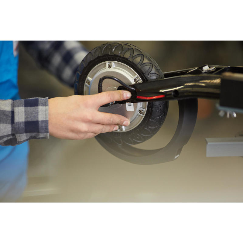 Changement de moteur pour trottinettes électriques