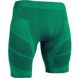 Ondershort voor voetbal heren Keepdry 500 groen