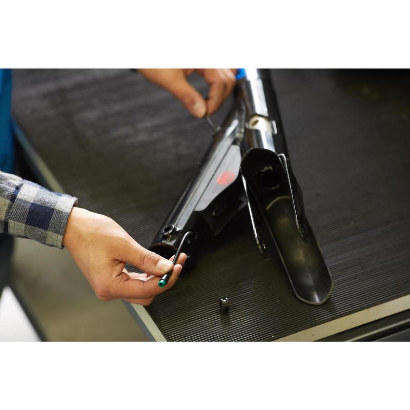 Réparation et entretien trottinette en magasin